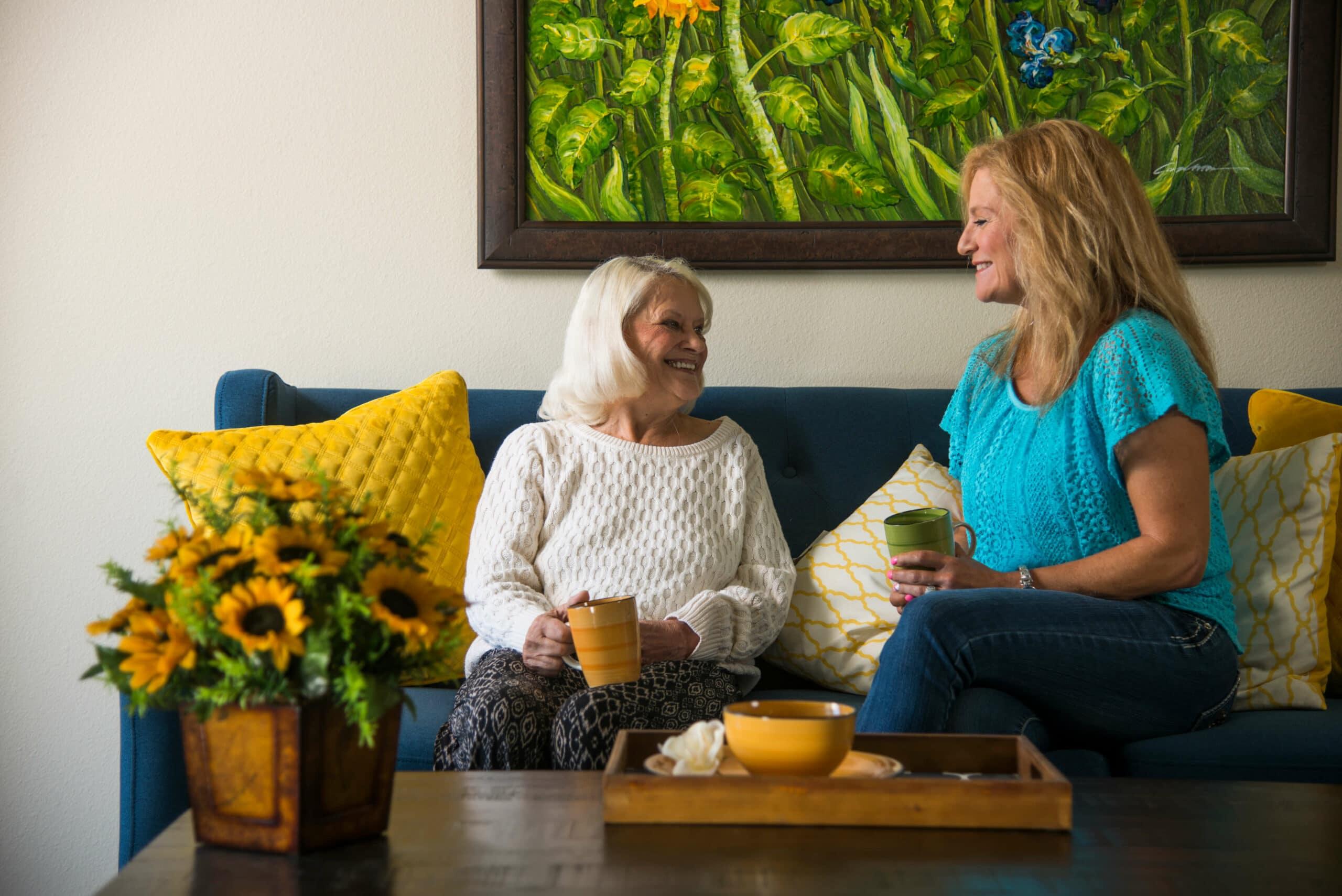Pay for Senior Care