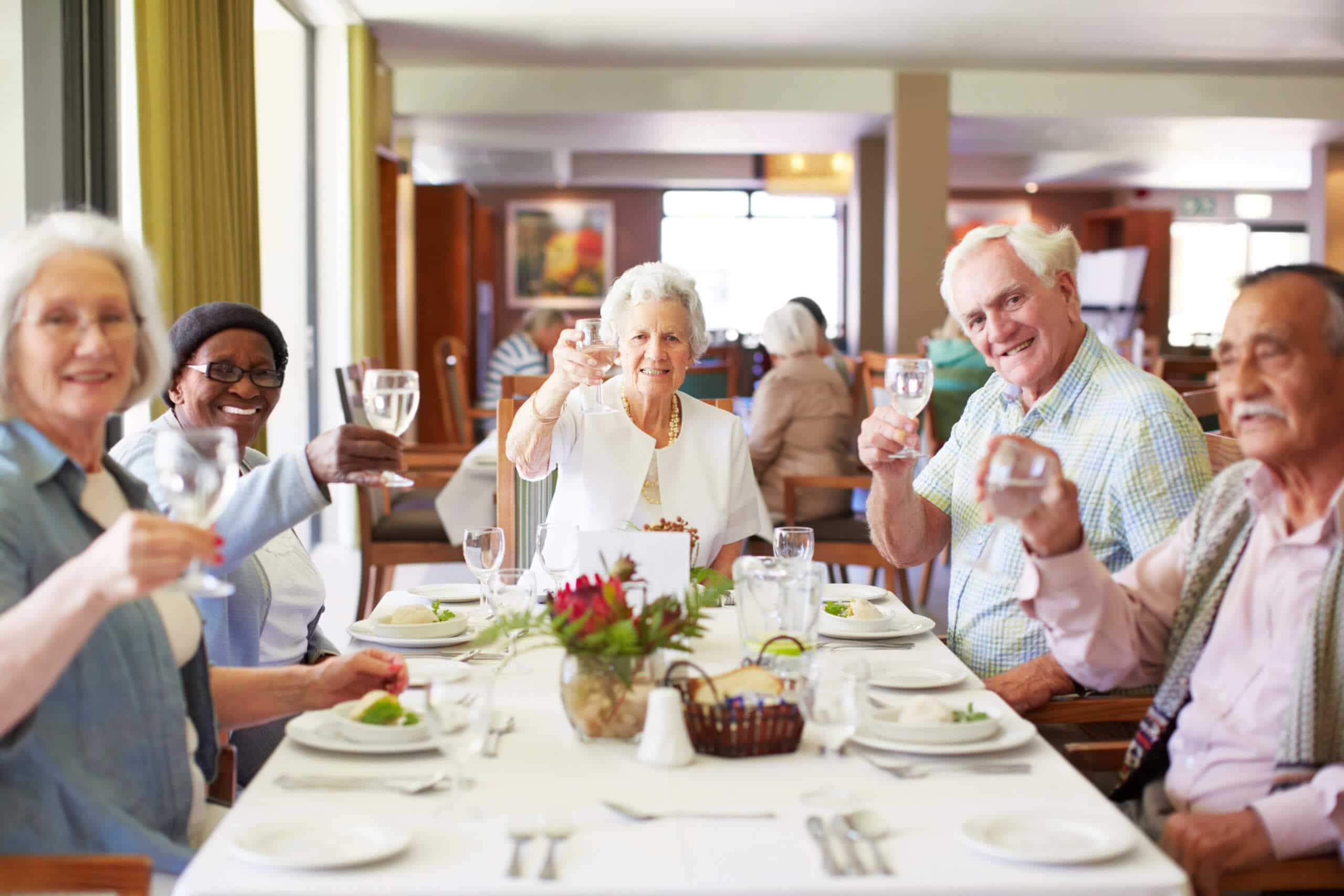 paying for assisted living